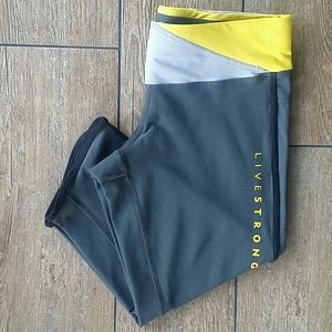 "NIKE DRI-FIT ""LIVESTRONG"" CROP"